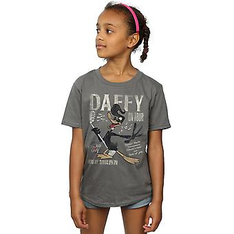 Looney Tunes Girls Daffy Duck Concert T-Shirt