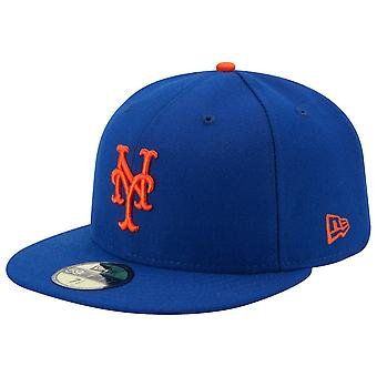New era 59Fifty Cap - AUTHENTIC New York Mets royal