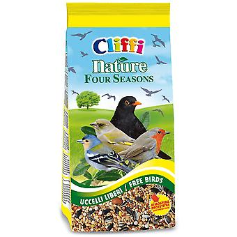 Cliffi Nature Four Seasons Comida para Pajaros (Birds , Bird Food)