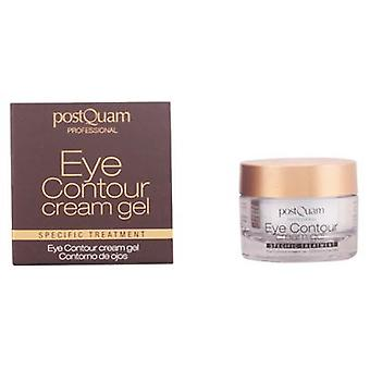 Postquam Contour Eyes And Lips 15 Ml (Cosmetics , Facial , Eye creams and treatments)