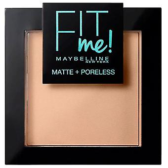Maybelline Pressed Powder Fit Me 130 Buff Beige (Make-up , Face , Mattifying powders)