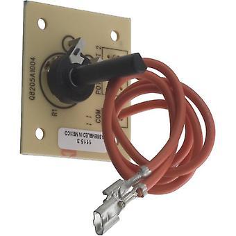 Pentair 471678 Potentiometer vervanging MiniMax CH en Plus Pool/Spa kachel