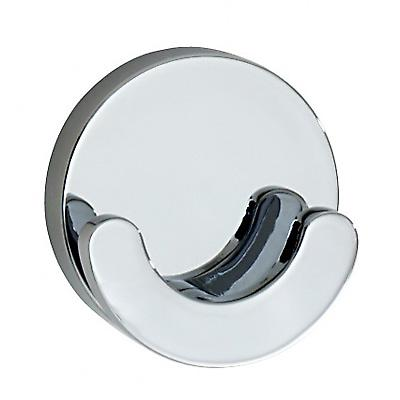 Loft Single Towel Hook - Polished Chrome LK356