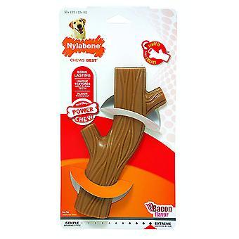Nylabone Dura Chew Dog Treat Hollow Stick, Souper