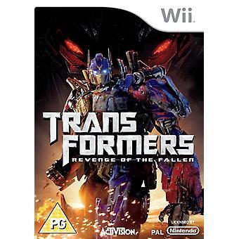 Transformers: Revenge of the Fallen - le jeu (Wii)