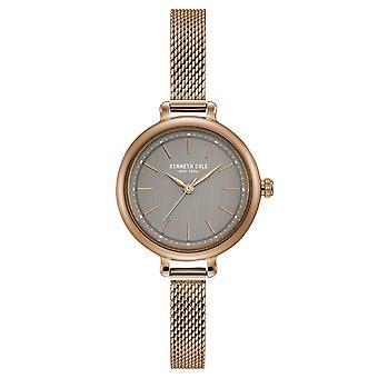 Kenneth Cole New York women's wrist watch analog quartz stainless steel KC50065006