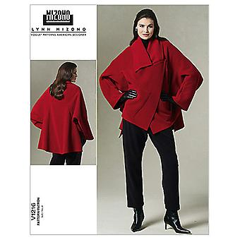Misses' Jacket And Pants-BB (8-10-12-14) -*SEWING PATTERN*