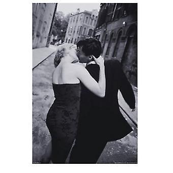 Ihr Kuss SoHo New York Poster drucken (11 x 14)