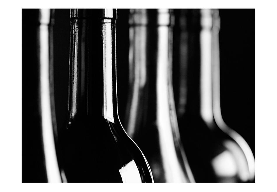 Wallpaper - Wine bottles