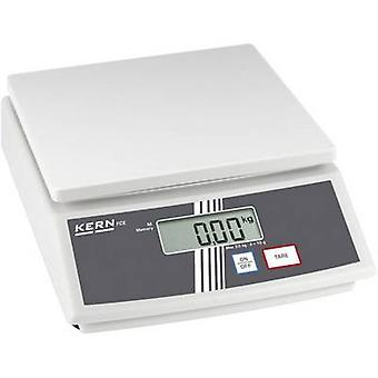 Kern Table top scales Weight range 6 kg Readability 2 g mains-powered, battery-powered