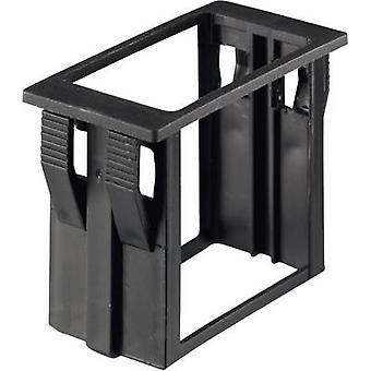 Adapter frame Black Marquardt 217.879.011