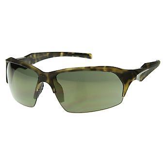 Premium Shatterproof TR-90 Half Jacket Sports Eyewear Sunglasses