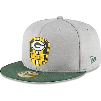 New Era 59Fifty Cap - Sideline Away Green Bay Packers