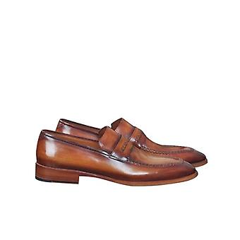 Handcrafted Premium Leather Bello T Loafer Shoe