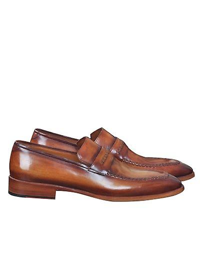 Handcrafted Premium Leather Bello Loafer T Loafer Bello Shoe 63d738