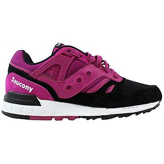 Saucony Grid SD Berry/Black S70224-4 Men's