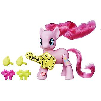 My Little Pony Pinkie Pie Cheering With Moving Legs