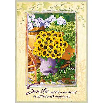 Schmidt Gail Marie: Smile Jigsaw Puzzle (1000 Pieces)