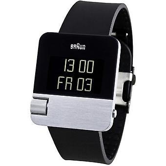 Braun Uhren Herrenuhr Prestige BN0106SLBKG-66532