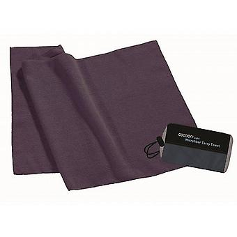 Cocoon Microfibre Light Terry Towel Dolphin Grey (Size X Large)