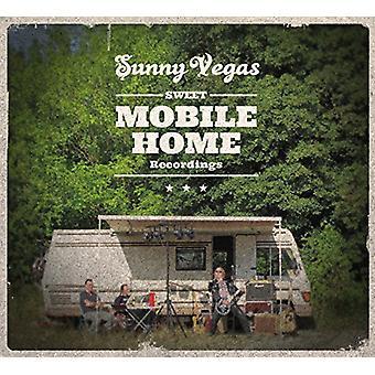 Sunny Vegas - Sweet Mobile Home Recordings [CD] USA import