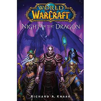 Night of the Dragon by Richard A. Knaak - 9780743471374 Book
