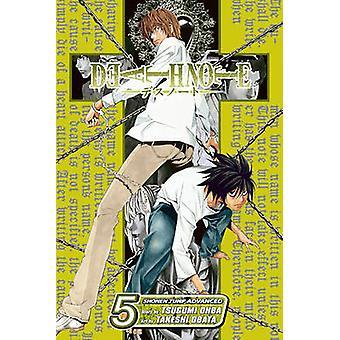 Death Note - 5 av Tsugumi Ohba - Takeshi Obata - 9781421506265 bok