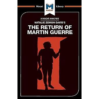 The Return of Martin Guerre by Joseph Tendler - 9781912127603 Book