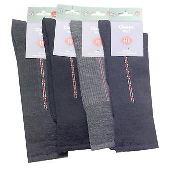 H J Hall Socks HJ44 Four Colours
