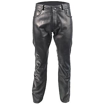 Richa Black Classic Motorcycle Jeans