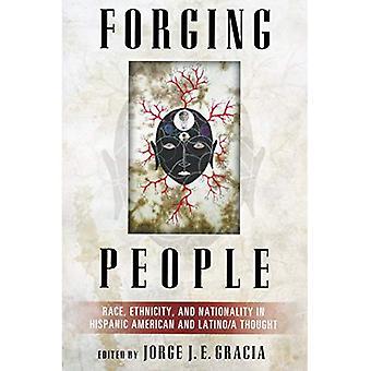 Persone di pezzo fucinato: Razza, etnia e nazionalità in americano ispanico e Latino / un pensiero (Latino prospettive)