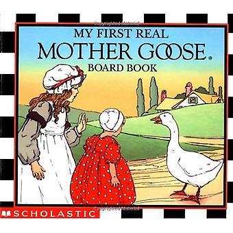 Mijn eerste echte moeder de gans board boek