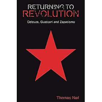 Retornando à revolução: Deleuze e Guattari Zapatismo (planaltos - novos rumos nos estudos de Deleuze)