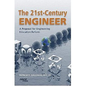 The 21st-century Engineer: A Proposal for Engineering Education Reform [Illustrated]