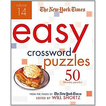 The New York Times Easy Crossword Puzzles