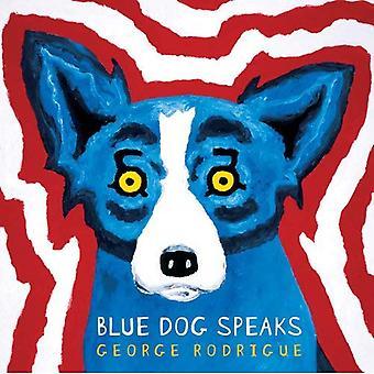 Blå hund talar