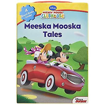 Mickey Mouse Clubhouse Meeska Mooskagårdens Tales: Board Book Boxed Set (Disney Mickey Mouse Clubhouse)