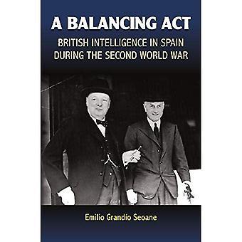 Ein Balanceakt: Britische Intelligenz in Spanien während des zweiten Weltkrieges