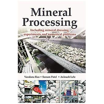 Mineral Processing: Including Mineral Dressing, Experiments and Numerical Problems