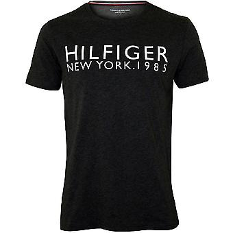 Tommy Hilfiger Hilfiger New York T-Shirt, Charcoal Heather