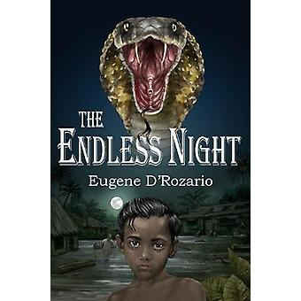 The Endless Night by Eugene D'Rozario - 9781788033299 Book