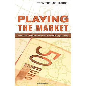 Spiller på markedet - en politisk strategi for forenende Europa - 1985-20