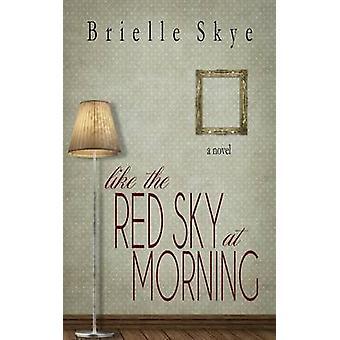スカイ ・ ブリーレで朝の赤い空のように