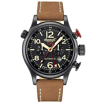 Ingersoll In3218bbk Lawrence automatic mens watch 46mm