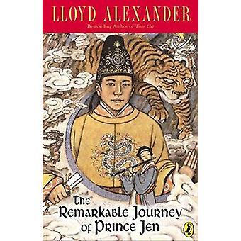 Remarkable Journey of Prince Jen Book