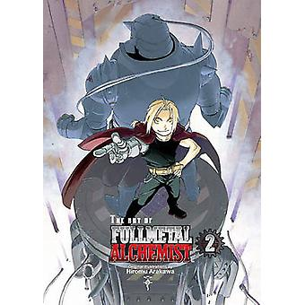 The Art of Fullmetal Alchemist 2 by Hiromu Arakawa - 9781421514086 Bo