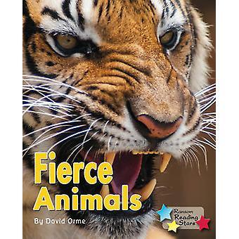 Fierce Animals by Alice Hemming - 9781781278215 Book