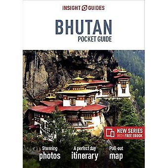 Insight Pocket Guide Bhutan by Insight Guides - 9781786716224 Book