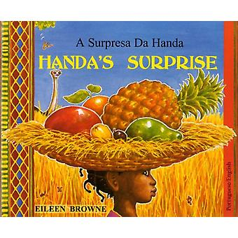 Handa's Surprise in Portuguese and English by Eileen Browne - Eileen