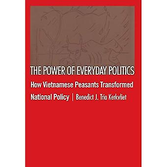 Kraften i hverdagens politik: hvordan vietnamesiske bønder forvandlet nationale politik